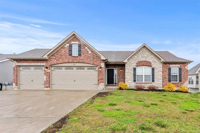 238 Austin Oaks Drive, Moscow Mills, MO 63362 (#20018457) :: St. Louis Finest Homes Realty Group