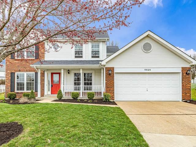 5625 Briarwood Estates, St Louis, MO 63129 (#20018546) :: Clarity Street Realty