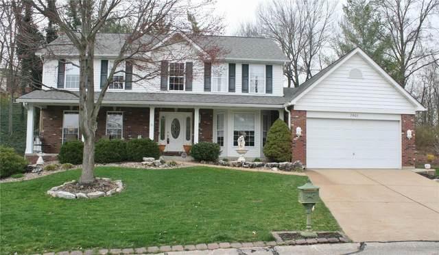 2903 Royal Seasons Drive, St Louis, MO 63129 (#20018555) :: Sue Martin Team