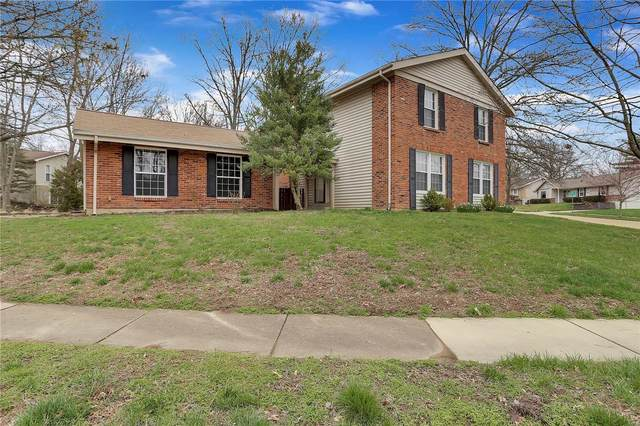 1796 Schoettler Valley Drive, Chesterfield, MO 63017 (#20018636) :: The Becky O'Neill Power Home Selling Team