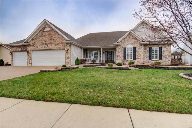 3101 Bear View Court, Wentzville, MO 63385 (#20018639) :: Clarity Street Realty