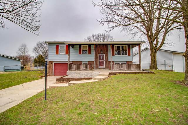 33898 Mustang Drive, Brighton, IL 62012 (#20018650) :: Clarity Street Realty