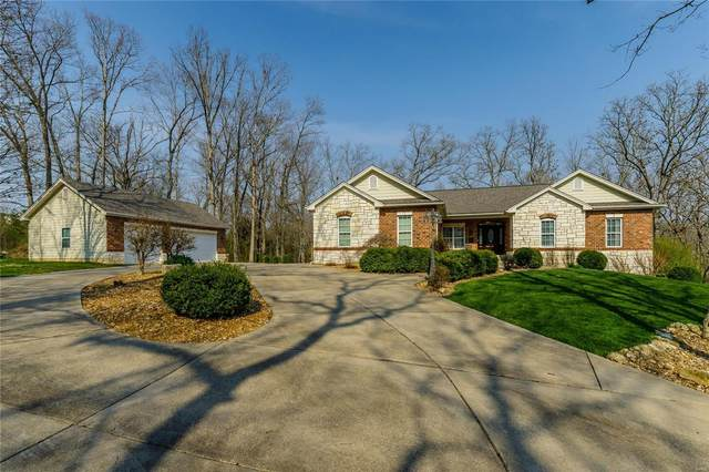 865 Outback Court, Defiance, MO 63341 (#20018658) :: Kelly Hager Group | TdD Premier Real Estate