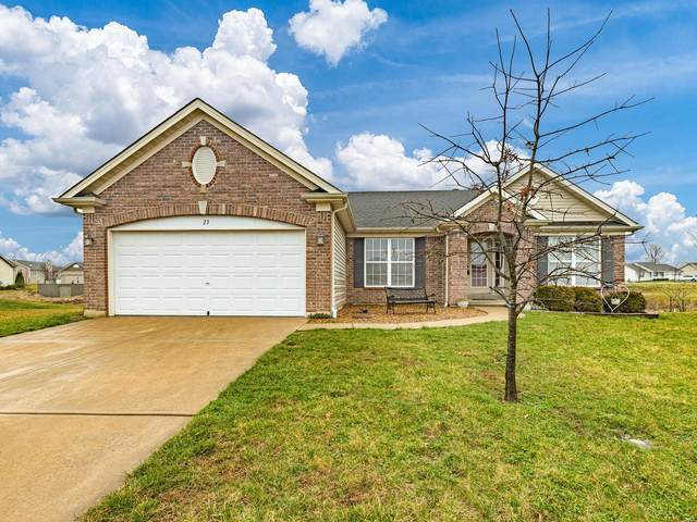 23 Cambridge, Troy, MO 63379 (#20018719) :: St. Louis Finest Homes Realty Group