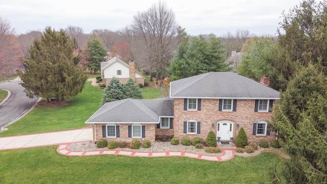 6 Ginger Crest Drive, Glen Carbon, IL 62034 (#20018756) :: Fusion Realty, LLC