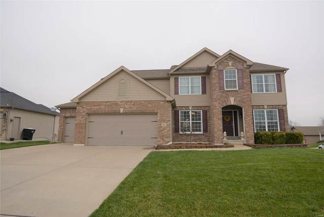 42 Heritage Parkway Court, Wentzville, MO 63385 (#20018781) :: Kelly Hager Group | TdD Premier Real Estate
