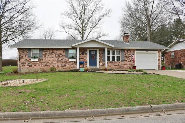 801 S Parkview, Perryville, MO 63775 (#20018790) :: RE/MAX Professional Realty