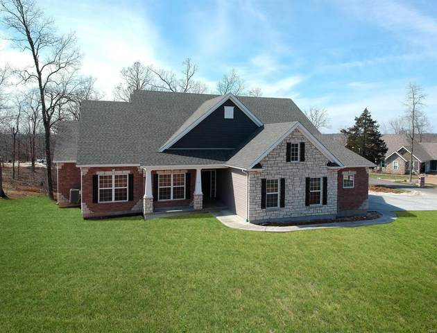 16 Little Lake Court, Troy, MO 63379 (#20018803) :: St. Louis Finest Homes Realty Group