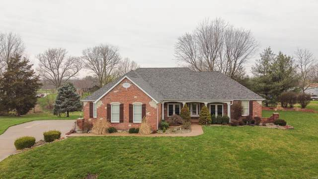 5767 Briars Landing, Millstadt, IL 62260 (#20018817) :: RE/MAX Professional Realty