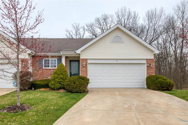 47 Chatsworth Court, Lake St Louis, MO 63367 (#20018829) :: Clarity Street Realty