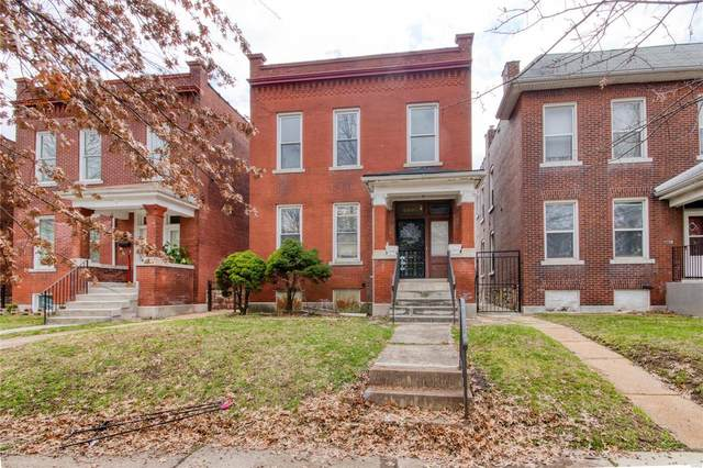 4444 Clarence Avenue, St Louis, MO 63115 (#20018833) :: Matt Smith Real Estate Group
