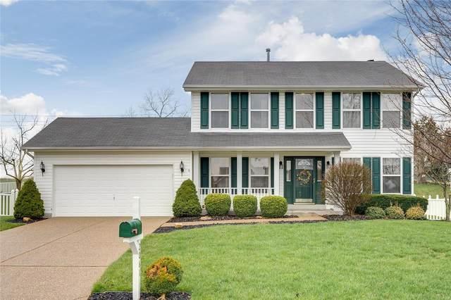 2061 Magnolia Garden Drive, O'Fallon, MO 63368 (#20018834) :: St. Louis Finest Homes Realty Group