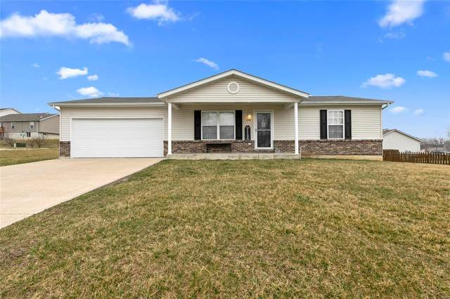 255 Parkway Drive, Troy, MO 63379 (#20018859) :: St. Louis Finest Homes Realty Group