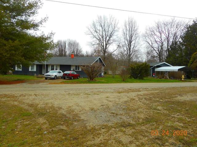225 E Grant Avenue, NOKOMIS, IL 62075 (#20018871) :: Fusion Realty, LLC