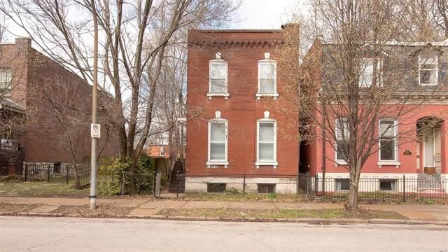3313 Salena Street, St Louis, MO 63118 (#20018887) :: Clarity Street Realty