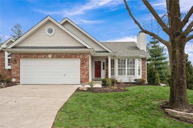 13108 Walden Woods Court, St Louis, MO 63146 (#20018894) :: Clarity Street Realty