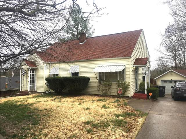 1626 N West End Boulevard, Cape Girardeau, MO 63701 (#20018898) :: RE/MAX Professional Realty