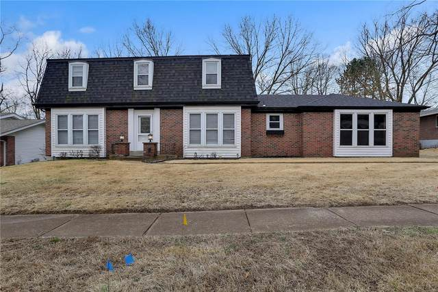13218 Greenbough Drive, Maryland Heights, MO 63146 (#20018910) :: The Becky O'Neill Power Home Selling Team