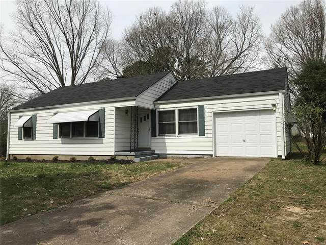2722 Chrysler Street, Cape Girardeau, MO 63701 (#20018937) :: RE/MAX Professional Realty