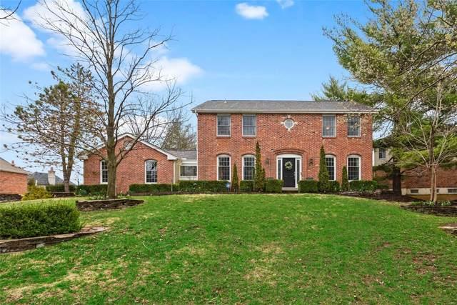 13025 Mason Estates Court, St Louis, MO 63141 (#20018940) :: Clarity Street Realty