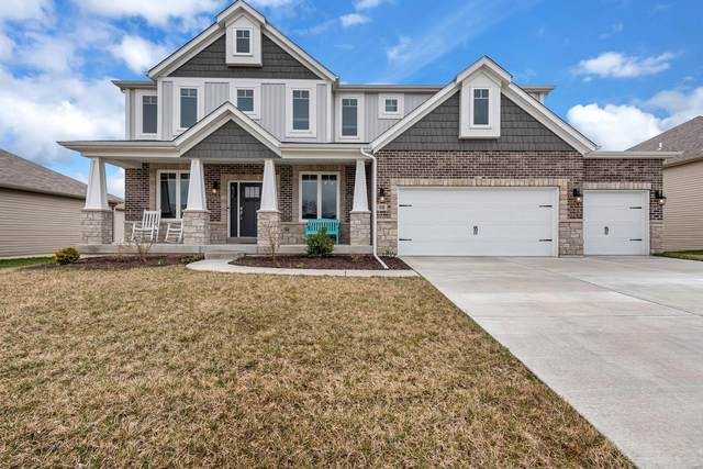 540 Deer Brook Drive, O'Fallon, MO 63366 (#20018949) :: Kelly Hager Group | TdD Premier Real Estate