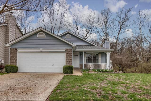 16448 Baja Court, Wildwood, MO 63011 (#20018958) :: Matt Smith Real Estate Group