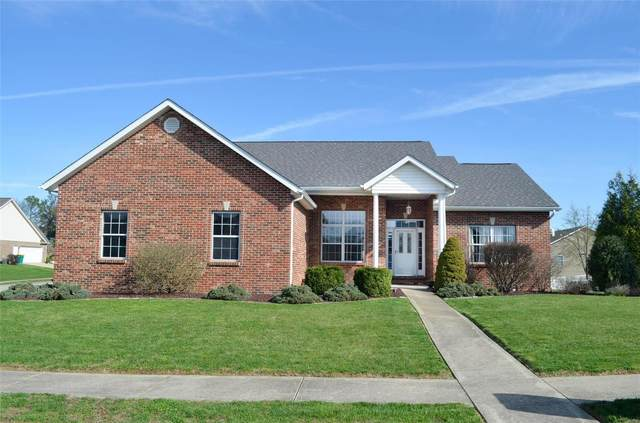 607 Manor Lane, Millstadt, IL 62260 (#20018962) :: Clarity Street Realty