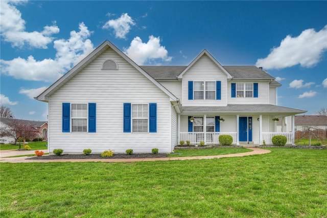117 Stewart Springs Drive, Wentzville, MO 63385 (#20019018) :: Matt Smith Real Estate Group
