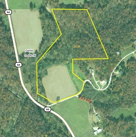 0 Ad & High Hill Drive, Unincorporated, MO 63084 (#20019020) :: Sue Martin Team