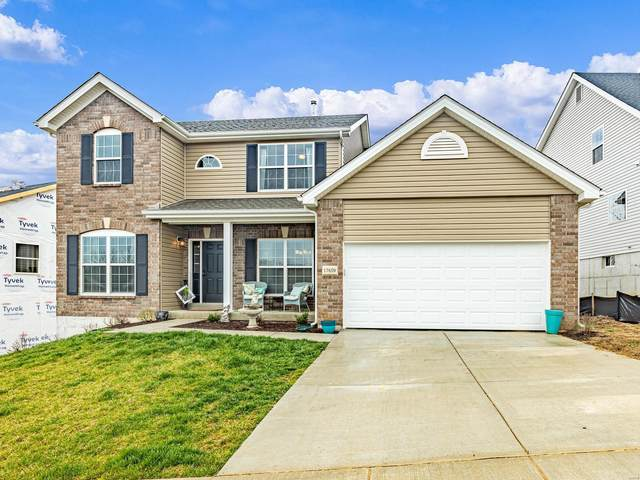 17659 Rockwood Arbor Drive, Eureka, MO 63025 (#20019023) :: St. Louis Finest Homes Realty Group