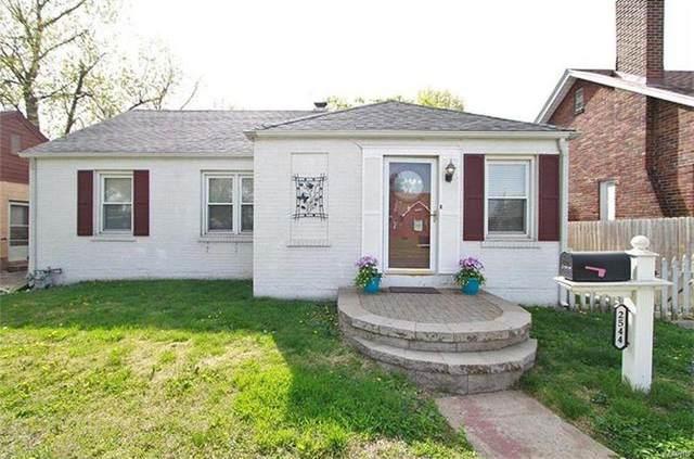 2544 Benton Street, Granite City, IL 62040 (#20019070) :: Hartmann Realtors Inc.