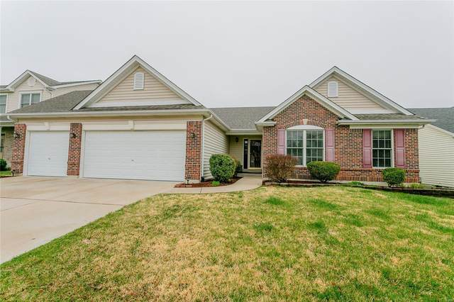 21 Fishers Hill Drive, Saint Peters, MO 63376 (#20019076) :: St. Louis Finest Homes Realty Group