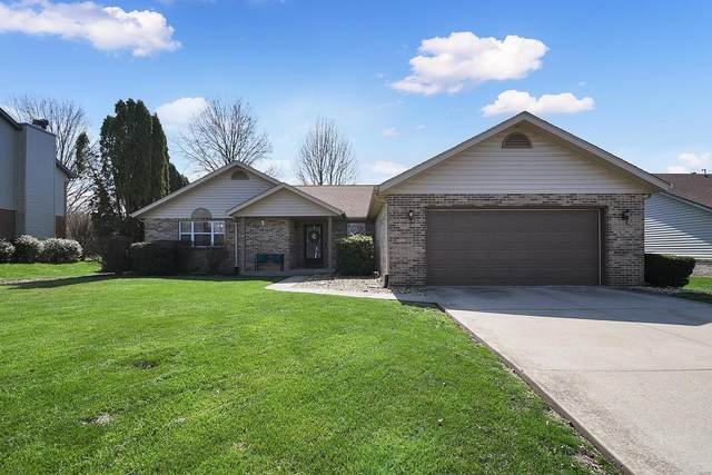 132 Jardin Court, Swansea, IL 62226 (#20019088) :: RE/MAX Professional Realty