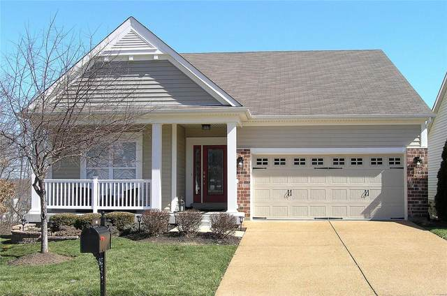 408 Via Roma Court, Saint Peters, MO 63304 (#20019102) :: St. Louis Finest Homes Realty Group