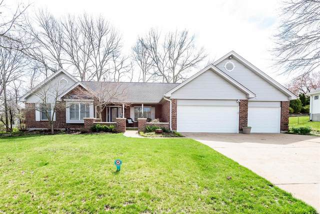 4906 Patandy Lane, Unincorporated, MO 63128 (#20019107) :: Clarity Street Realty