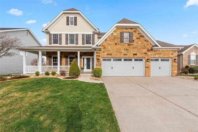 645 Wyndview Drive, Lake St Louis, MO 63367 (#20019135) :: Kelly Hager Group   TdD Premier Real Estate