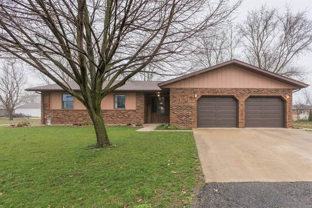 2 Pinetree Drive, BREESE, IL 62230 (#20019146) :: Fusion Realty, LLC