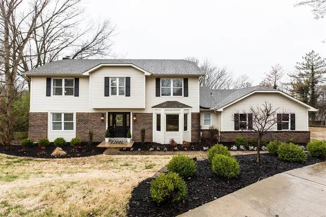 14795 Greenloch Court, Chesterfield, MO 63017 (#20019158) :: St. Louis Finest Homes Realty Group