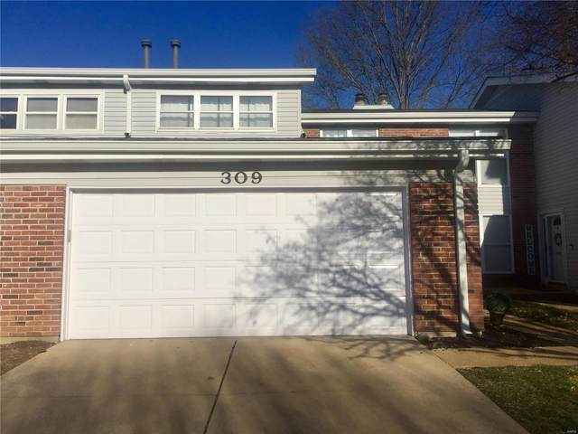 309 Fox Village, Ballwin, MO 63021 (#20019160) :: St. Louis Finest Homes Realty Group