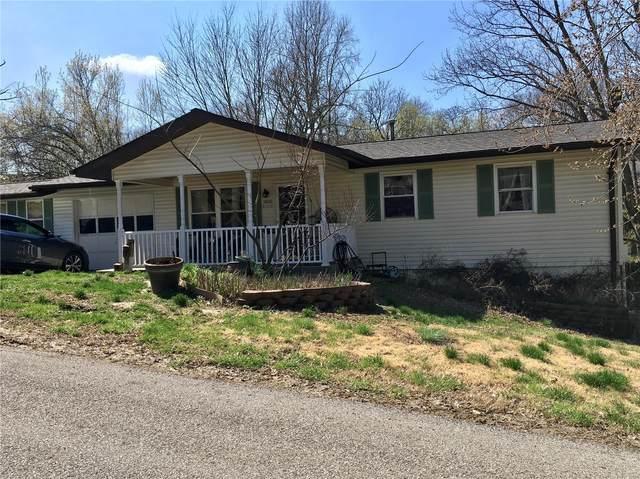 1805 Center Drive, High Ridge, MO 63049 (#20019166) :: Sue Martin Team