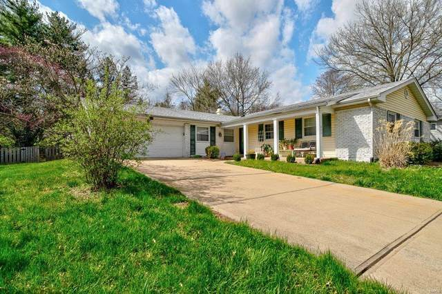 800 Bergquist Drive, Ballwin, MO 63011 (#20019193) :: Parson Realty Group