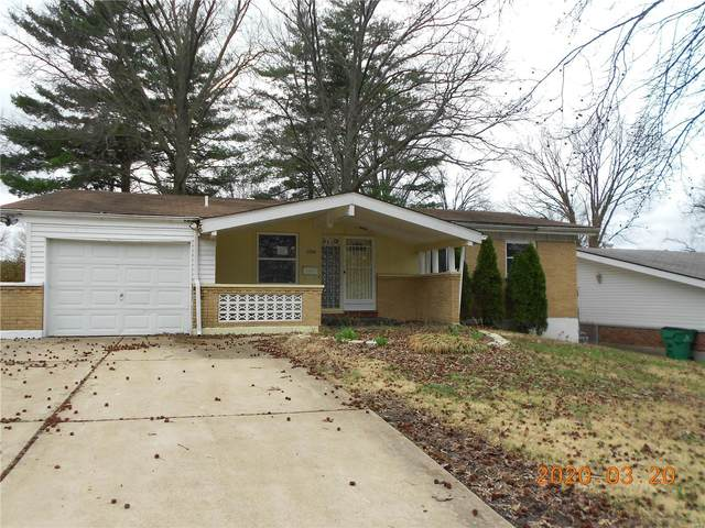 2504 Netherton, St Louis, MO 63136 (#20019197) :: Matt Smith Real Estate Group
