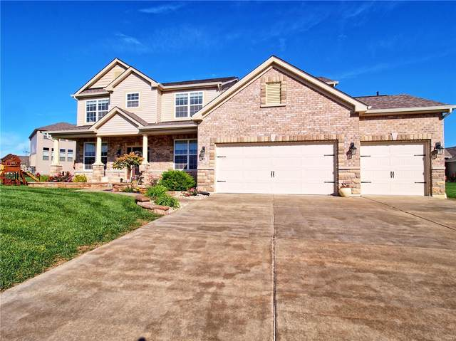 405 Tulleries, Wentzville, MO 63385 (#20019223) :: RE/MAX Professional Realty