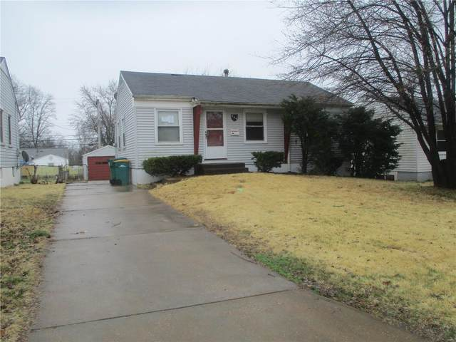 244 Presley Drive, St Louis, MO 63137 (#20019241) :: Clarity Street Realty