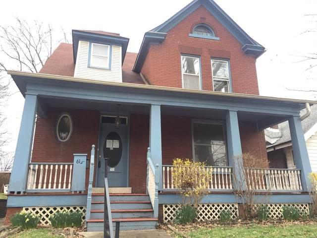 615 E C Street, Belleville, IL 62220 (#20019256) :: Clarity Street Realty