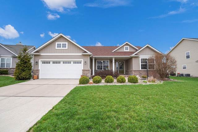 3021 Huntsville Drive, Glen Carbon, IL 62034 (#20019260) :: St. Louis Finest Homes Realty Group