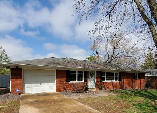 149 Sunnyslope, Belleville, IL 62221 (#20019272) :: RE/MAX Professional Realty