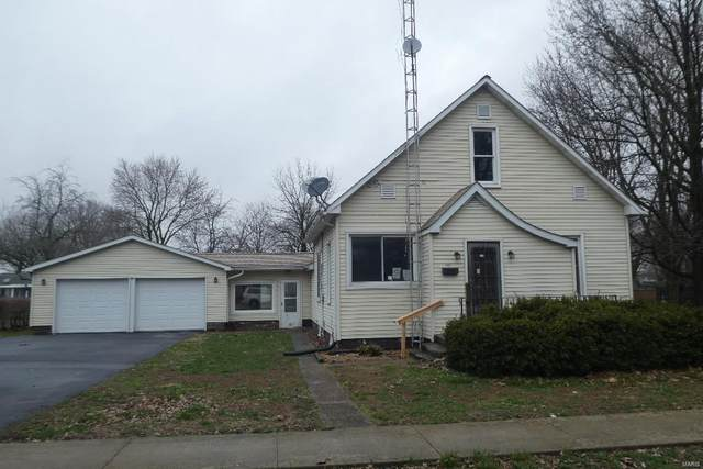 219 Frederick Street, NOKOMIS, IL 62075 (#20019283) :: The Becky O'Neill Power Home Selling Team