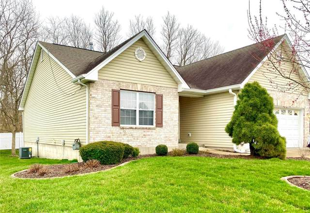 60 Piepers Glen Court 32A, O'Fallon, MO 63366 (#20019298) :: Kelly Hager Group | TdD Premier Real Estate
