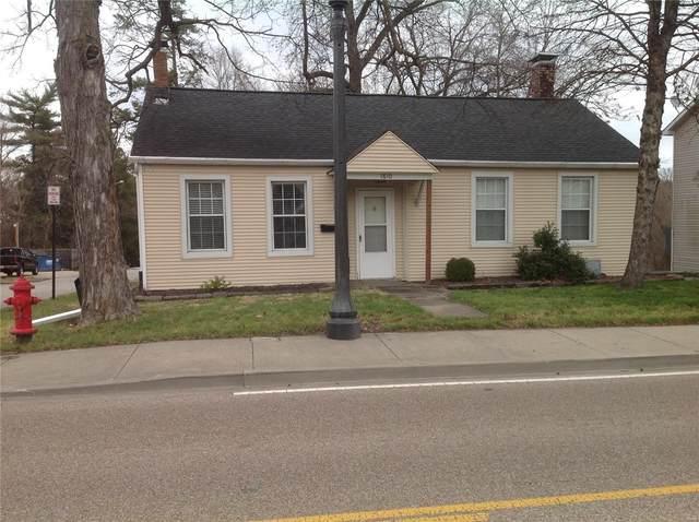 1610 N Main Street, Edwardsville, IL 62025 (#20019307) :: Hartmann Realtors Inc.